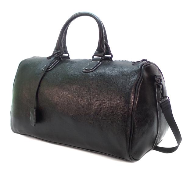 Дорожная сумка. 6830 A black