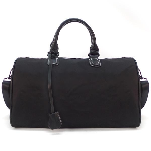 Дорожная сумка. 6830 black