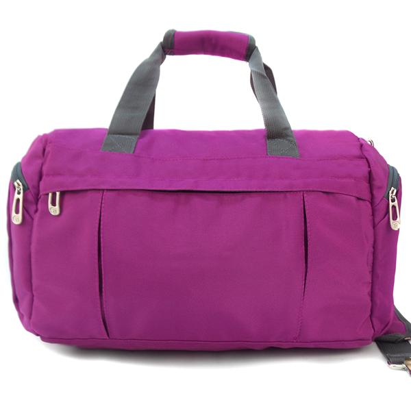 Сумка дорожная Borgo Antico. 8077 purple