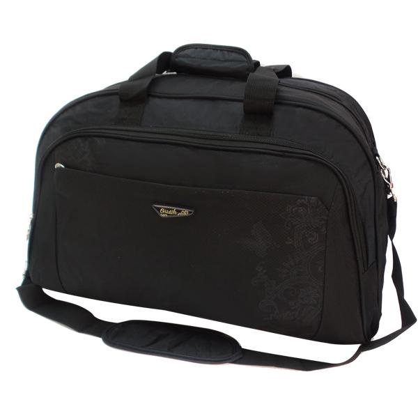 Дорожная сумка Olidik. 8815 black