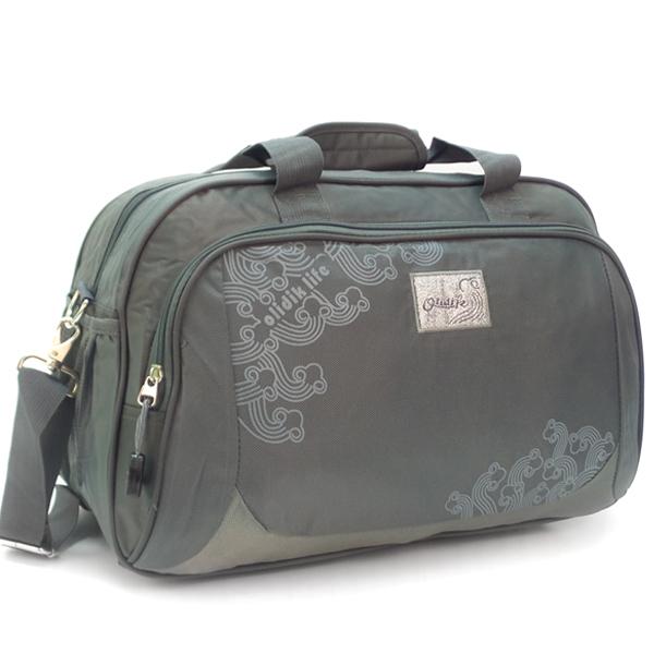 Дорожная сумка Olidik. 8817 grey