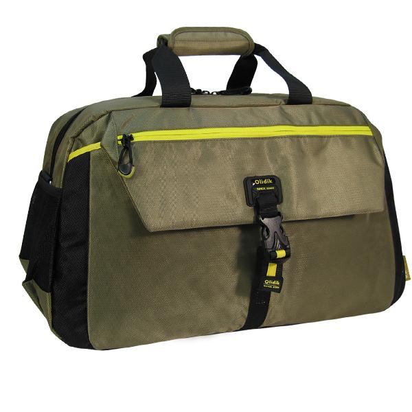 Дорожная сумка Olidik. 8839 khaki