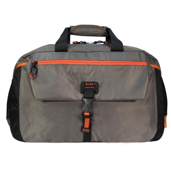 Дорожная сумка Olidik. 8839 grey