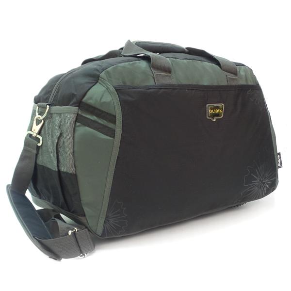 Дорожная сумка Olidik. 8875 black