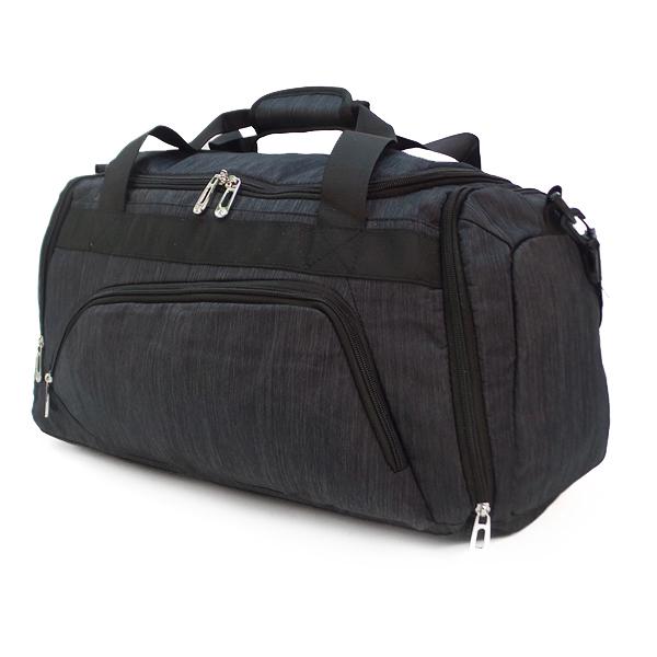 Дорожная сумка Borgo Antico. 9051 black