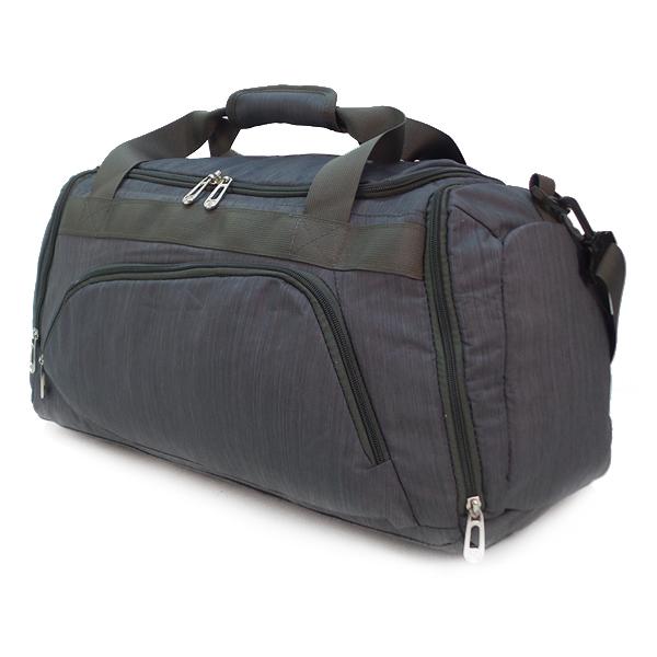 Дорожная сумка Borgo Antico. 9052 grey