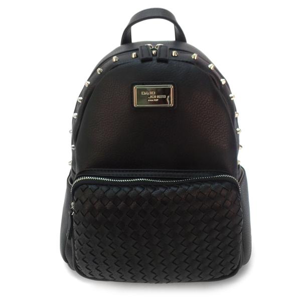 Женский рюкзак David Jones. CM 3525 black