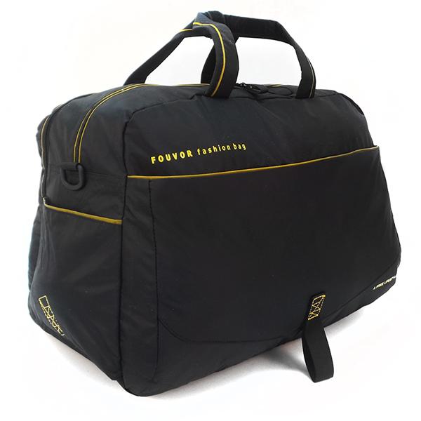 Дорожная сумка Fouvor. FA 2538-29 black