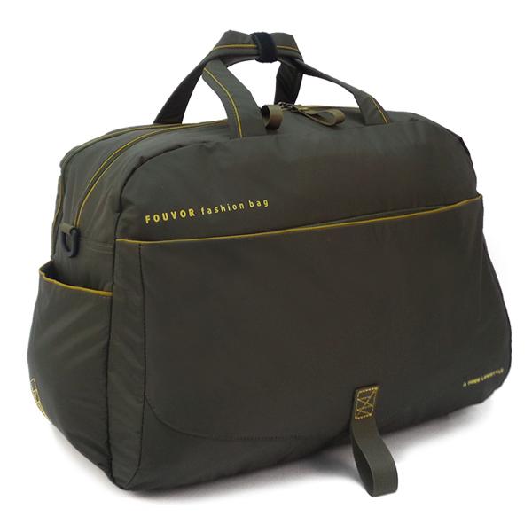 Дорожная сумка Fouvor. FA 2538-29 green