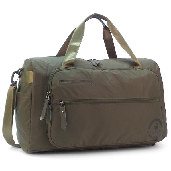 Дорожная сумка Fouvor. FA 2833-17 green