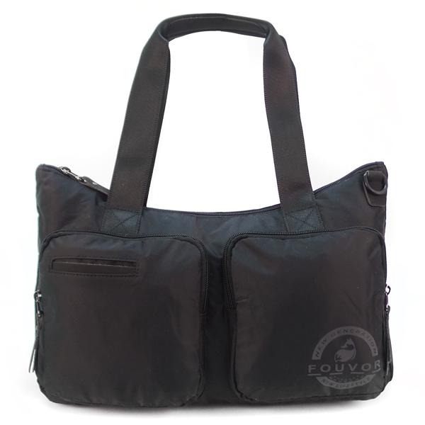 Дорожная сумка Fouvor. FA 2833-18 black