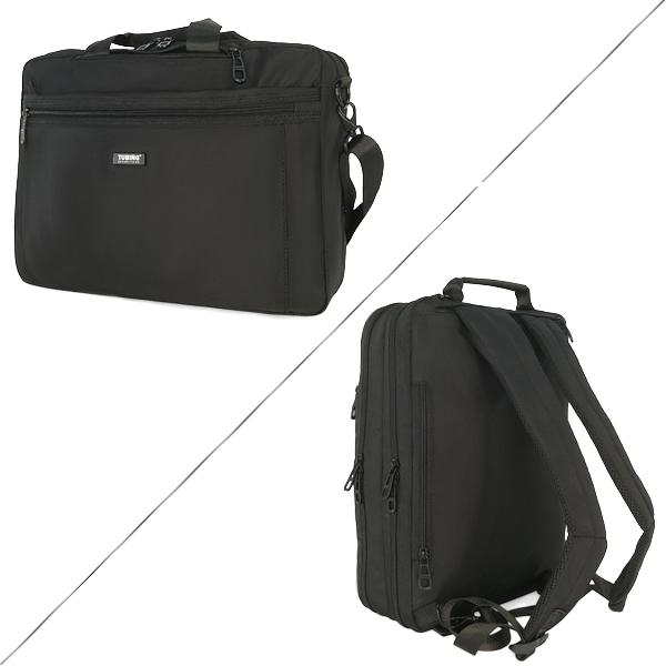 Сумка - рюкзак Tubing. TB 074 black