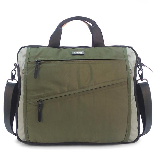 Дорожная сумка Tubing. TB 408 green