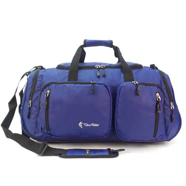 Дорожная сумка Tico Rider. YC 343 dark blue