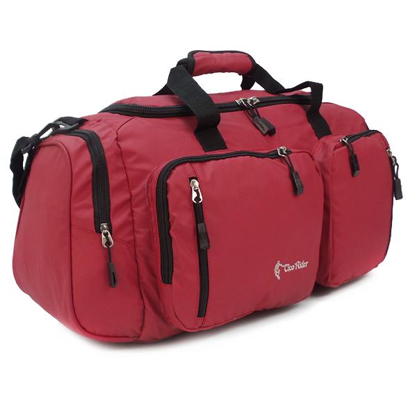 Дорожная сумка Tico Rider. YC 343 red