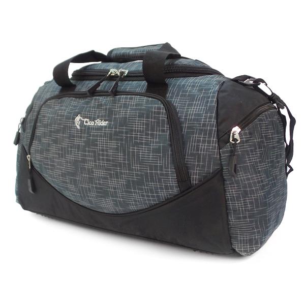 Дорожная сумка Tico Rider. YC 397 grey