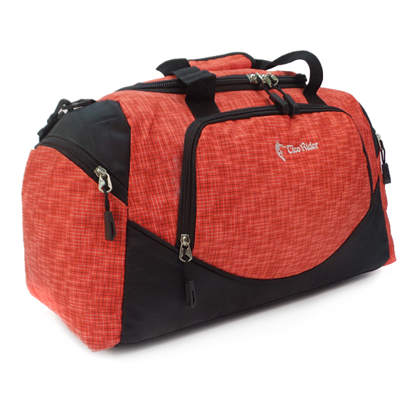 Дорожная сумка Tico Rider. YC 397/YC 346 orange