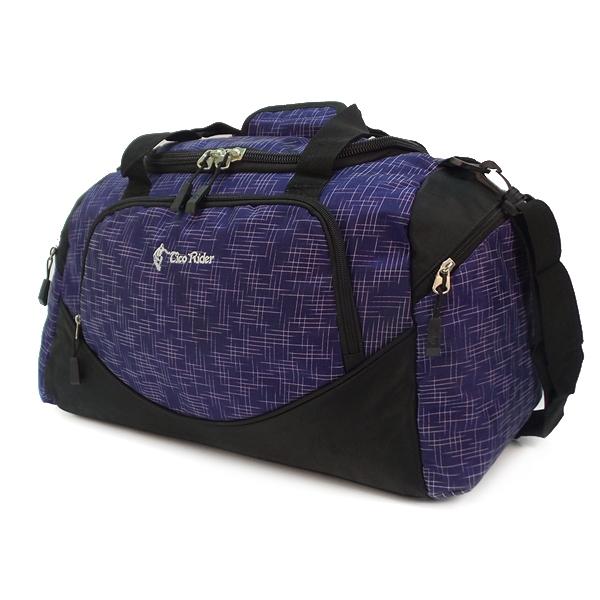 Дорожная сумка Tico Rider. YC 397 purple