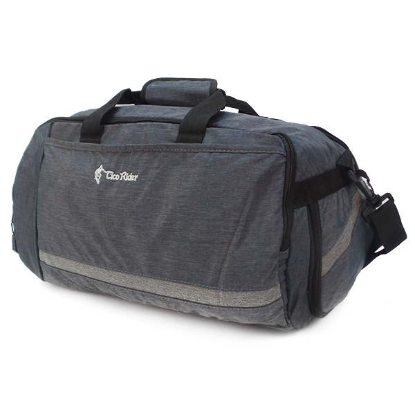 Дорожная сумка Tico Rider. YC 405 grey