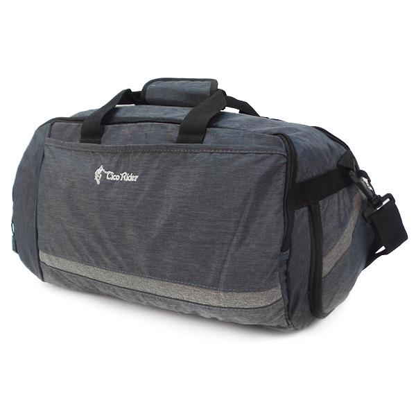 Дорожная сумка Tico Rider. YC 405/YC342 grey
