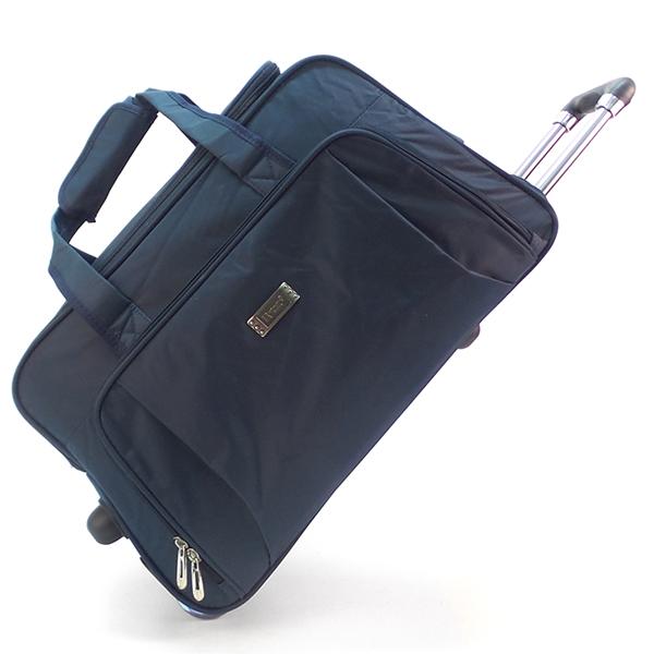 Дорожная сумка на колёсах. 06062 blue
