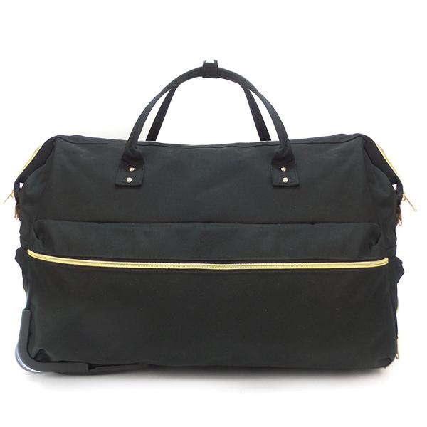 Дорожная сумка на колёсах Borgo Antico. 189 black