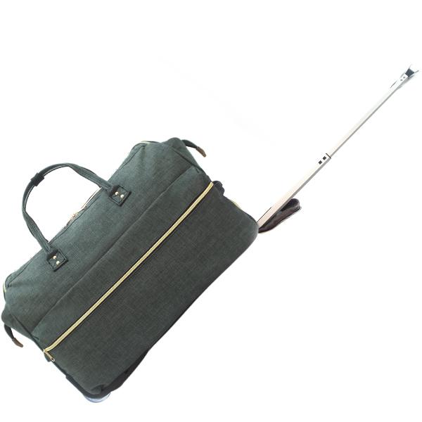 Дорожная сумка на колёсах Borgo Antico. 189 grey