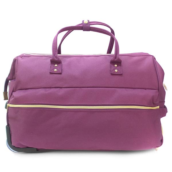 Дорожная сумка на колёсах Borgo Antico. 189 purple