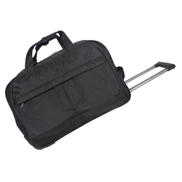 Дорожная сумка Borgo Antico на колесах. BA 9016 black 19