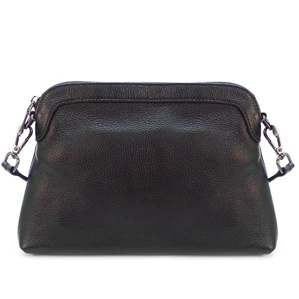 Женская сумка Borgo Antico. Кожа. 028 black