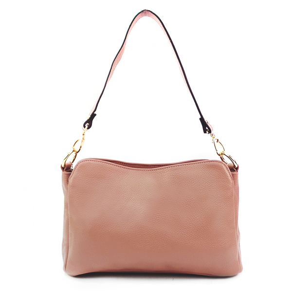 Женская сумка Borgo Antico. Кожа. 0778 pink