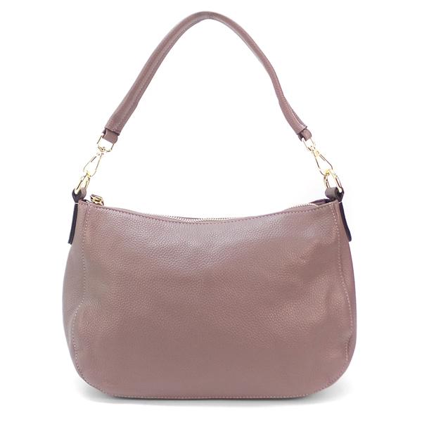 Женская сумка Borgo Antico. Кожа. 0814 purple