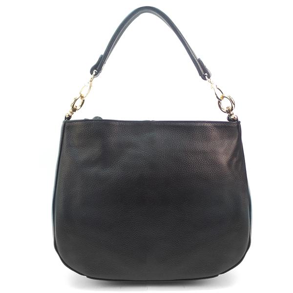 Женская сумка Borgo Antico. Кожа. 0819 black