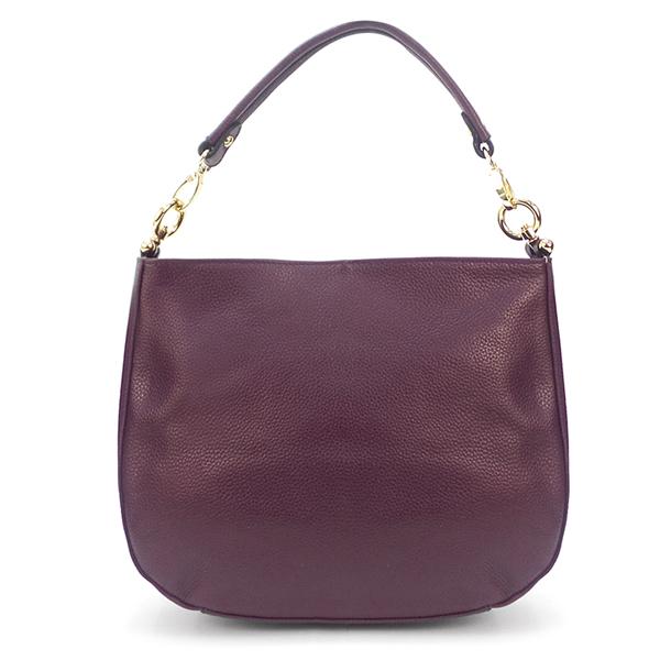 Женская сумка Borgo Antico. Кожа. 0819 peep purple