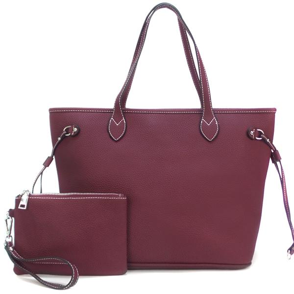 2 в 1. Женская сумка Borgo Antico. 087 purple