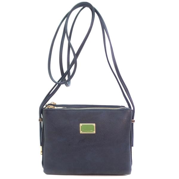 Женская сумка Borgo Antico. 1035 d.blue