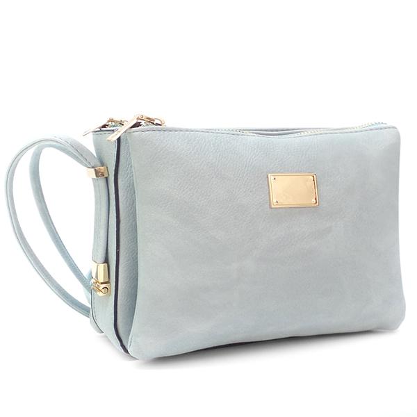Женская сумка Borgo Antico. 1035 l. blue