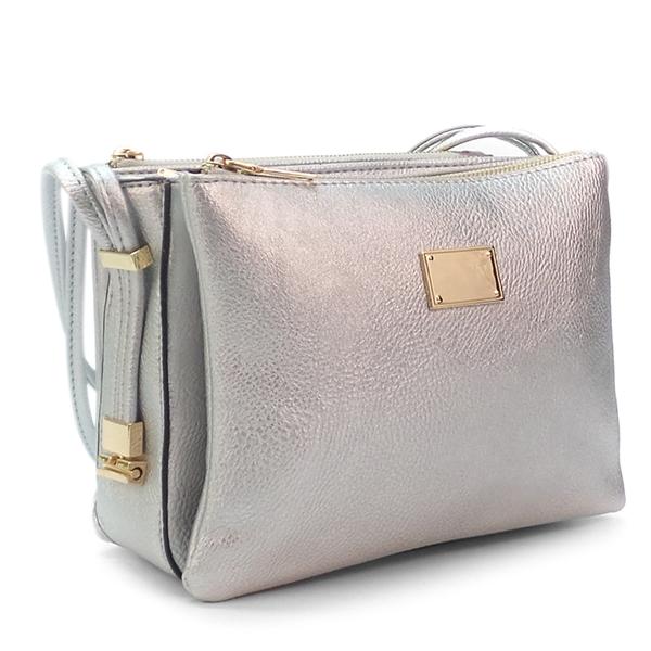 Женская сумка Borgo Antico. 1035 silver