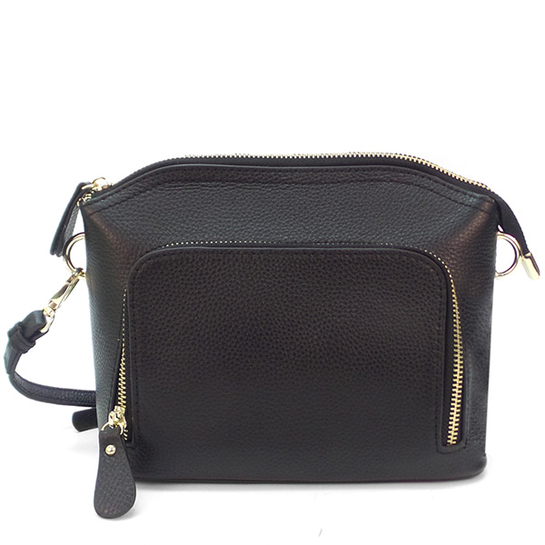 Женская сумка Borgo Antico. Кожа. 1088 black