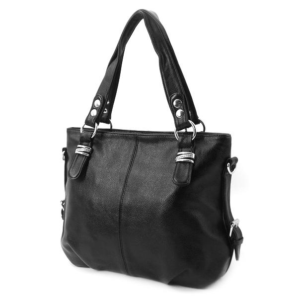 Женская сумка Borgo Antico. 1635 black