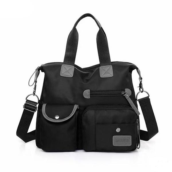 Женская сумка. 1733 black