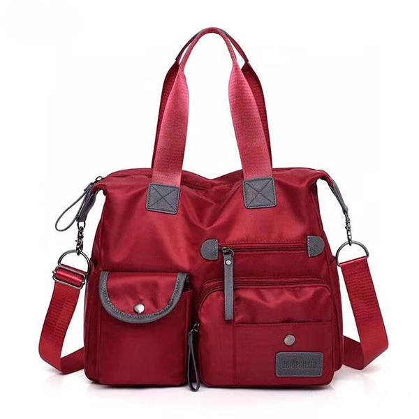 Женская сумка. 1733 red