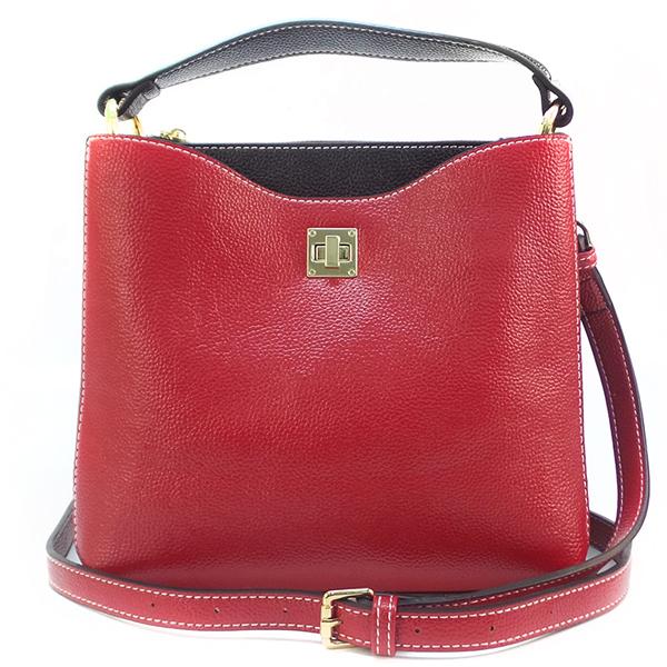 Женская сумка Borgo Antico. 1788 red