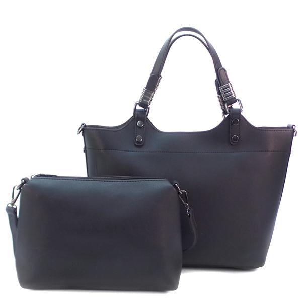 2 в 1. Женская сумка Borgo Antico. 1801 blue