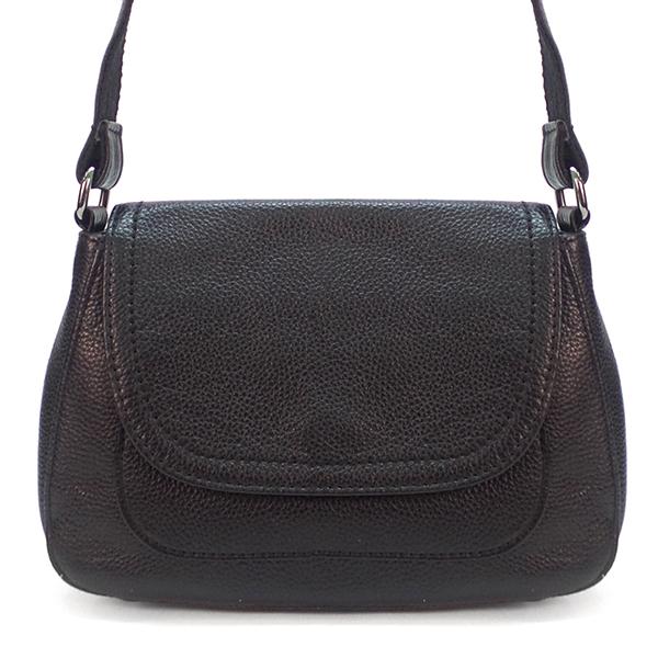 Женская сумка Borgo Antico. Кожа. 2038 black