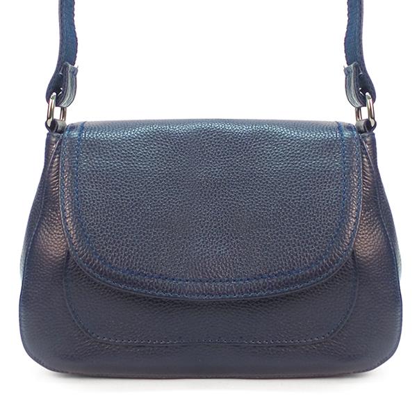 Женская сумка Borgo Antico. Кожа. 2038 sapphire