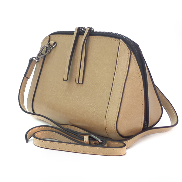 Женская сумка Borgo Antico. Кожа. 206 khaki