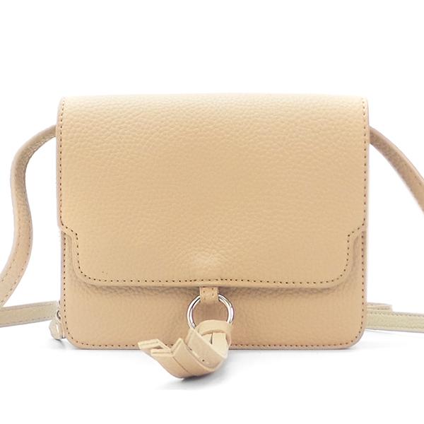 Женская сумка Borgo Antico. 216 apricot