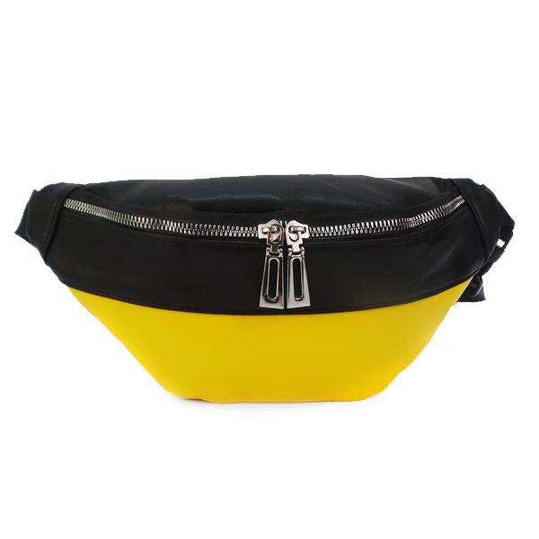 Женская сумка Borgo Antico. 2525 yellow