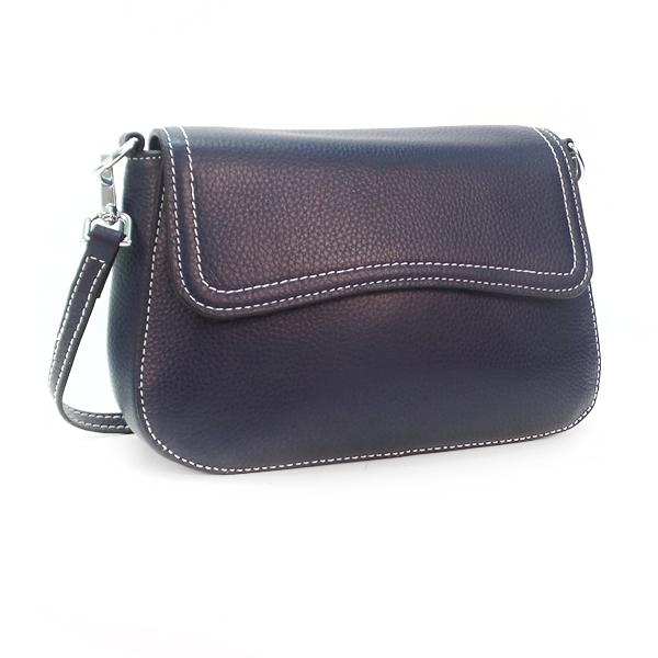 Женская сумка Borgo Antico. Кожа. 3016 blue